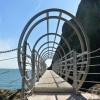 Gobbins Cliff Path