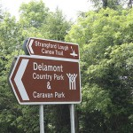 Delamont Country Park, Co. Down, Northern Ireland.