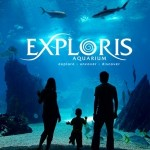 Exploris Aquarium, Co. Down, Northern Ireland.