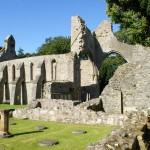 Grey Abbey, Co. Down, Northern Ireland.