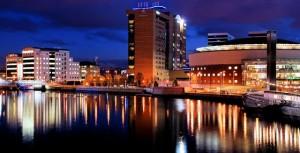 Hilton Hotel Belfast Hotels Belfast Northern Ireland