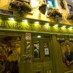 Oliver St. John Gogarty, Dublin, Ireland.