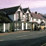 The Old Inn, Co. Down, Northern Ireland.
