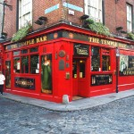 The Temple Bar Pub, Dublin, Ireland.