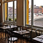 The Winding Stair Restaurant, Dublin, Ireland.