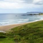 White Park Bay, Co. Antrim, Northern Ireland.