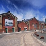Titanic's Dock & Pump-House