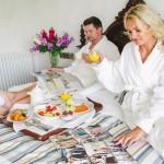 Bushmills Inn breakfast in bed