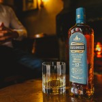 Bushmills Inn fireside and whiskey
