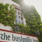 Bushmills Inn Sign