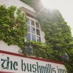 Bushmills Inn Sign