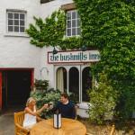 Bushmills Inn patio