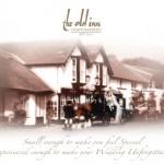 Wedding Brochure The Old Inn Crawfordsburn
