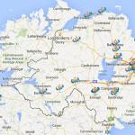 Location Map: Glasshouse Hotel Sligo