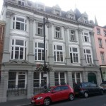 Northern Counties Club Derry. Historic Buildings | Co. Londonderry, Northern Ireland.