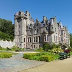 Belfast Castle. Places to See in Belfast