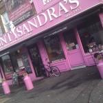 Aunt Sandras Shop Front
