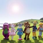 Trabolgan Holiday Village Characters