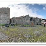 Carrickfergus Castle Courtyard