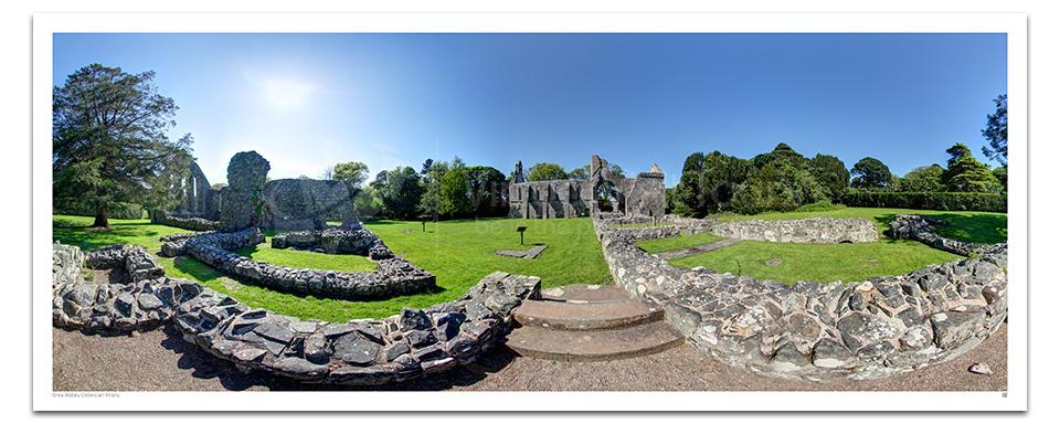 Grey Abbey Chapel Site