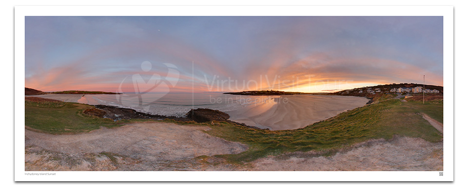 Inchydoney Island Sunset