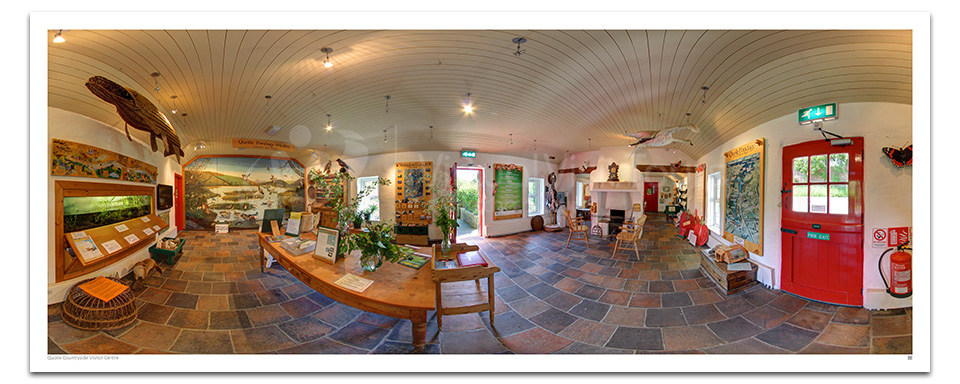Quoile Countryside Centre Inside