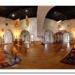 Carrickfergus Castle Solar Room