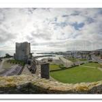 View from the Gatekeep of Carrickfergus Castle