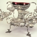 National Museum of Ireland-Decorative Arts & History Irish Silverware