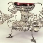 National Museum of Ireland-Decorative Arts & History Irish Silverware