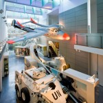 National Museum of Ireland-Decorative Arts & History Plane & UN Tank