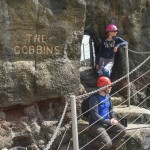 Gobbins Cliff Path Modern Day