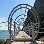 Gobbins Cliff Path Visitor Attractions County Antrim, Northern Ireland
