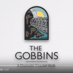 Gobbins Cliff Path Video