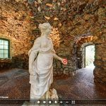360° Virtual Tour of The Shell House at Curraghmore House | Historic Houses of Ireland