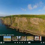 Top 20 most popular 360° photos of Ireland