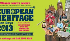 Wonder What's Inside? European Heritage Open Days 2013