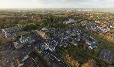 360° Aerial Photograph of Hillsborough Village