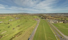 Down Royal Racecourse 360° Aerial Photograph