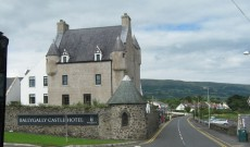 Ballygally Castle Hotel Ghost Room