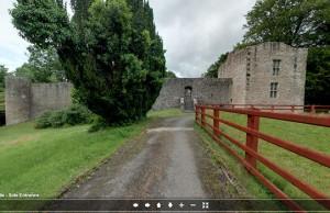 Benburb Castle