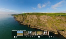 Top 20 most popular 360° photos of Ireland