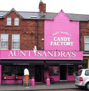 Aunt Sandras Candy Factory Family Attractions Belfast