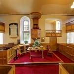 Downpatrick First Presbyterian Non Subscribing Church, Co. Down, Northern Ireland.