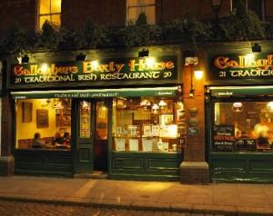 Gallagher S Boxty House Restaurants Dublin Ireland