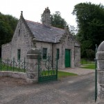 Magherintemple Gate Lodge, Co. Antrim, Northern Ireland.