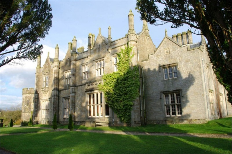 Parkanaur Manor House Historic Houses Co Tyrone Northern Ireland Virtual Visit Tours