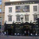 Robinsons Bars Belfast