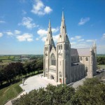 Saint Patrick's Roman Catholic Cathedral, Co. Armagh, Northern Ireland.