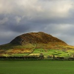 Slemish Mountain, Co. Antrim, Northern Ireland.